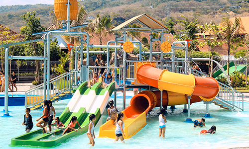 Krisna Waterpark