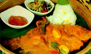 Krisna Beachstreet Menu